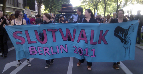 "Transparent: ""SlutWalk Berlin 2011"" © »Paula«"